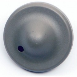 250 Macarons antivol small Hard Tag Super Lock gris