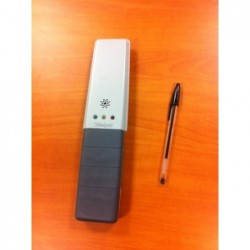 Détecteur antivol portable antivol RF sur pile 9v