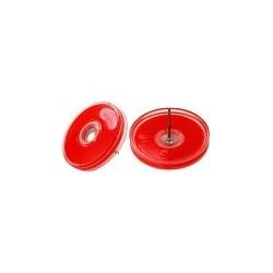 100 Clous Antivol  encre rouge